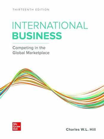 9781264123889-1264123884-Loose-Leaf for International Business