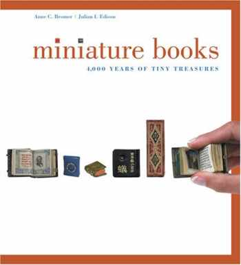 9780810992993-081099299X-Miniature Books: 4,000 Years of Tiny Treasures