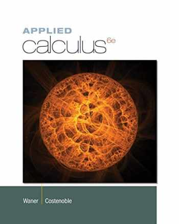 9781133607687-1133607683-Applied Calculus