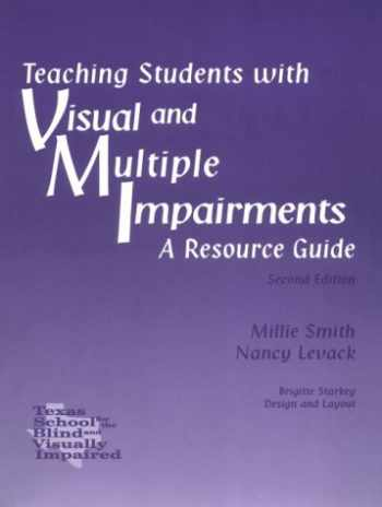 9781880366202-1880366207-Teaching Students With Visual and Multiple Impairments: A Resource Guide