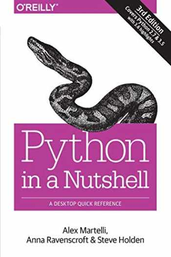 9781449392925-144939292X-Python in a Nutshell: A Desktop Quick Reference