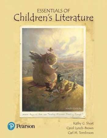9780134532592-0134532597-Essentials of Children's Literature (What's New in Literacy)