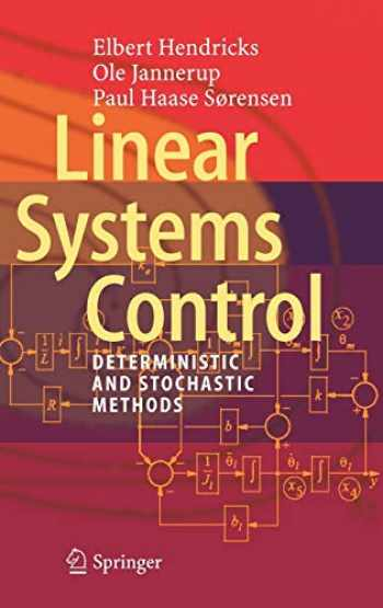 9783540784852-3540784853-Linear Systems Control: Deterministic and Stochastic Methods