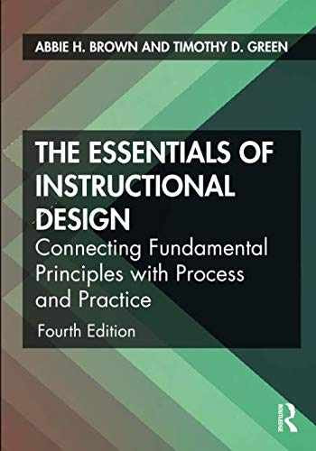 9781138342606-1138342602-The Essentials of Instructional Design