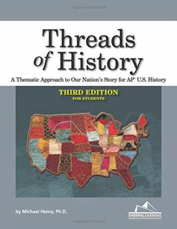 9781948641005-1948641003-Threads of History - Third Edition for Students