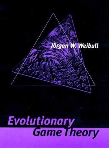 9780262731218-0262731215-Evolutionary Game Theory (The MIT Press)