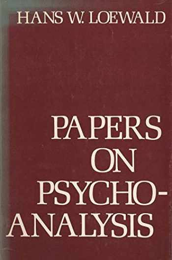9780300046175-0300046170-Papers on Psychoanalysis