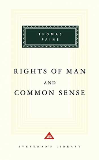 9780679433149-0679433147-Rights of Man and Common Sense (Everyman's Library)
