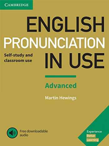 9781108403498-1108403492-English Pronunciation in Use Advanced Book with Answers and Downloadable Audio