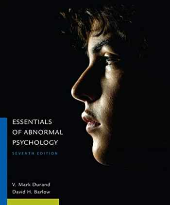 9781305094147-130509414X-Essentials of Abnormal Psychology