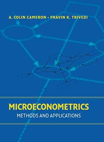 9780521848053-0521848059-Microeconometrics: Methods and Applications