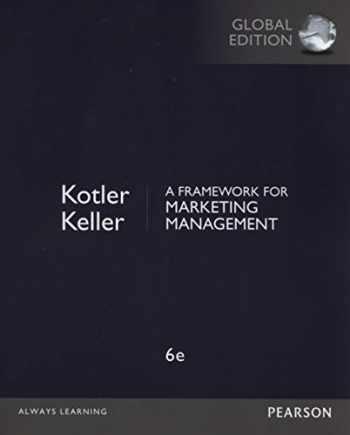 9781292093147-1292093145-Framework for Marketing Management, Global Edition