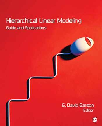 9781412998857-1412998859-Hierarchical Linear Modeling: Guide and Applications