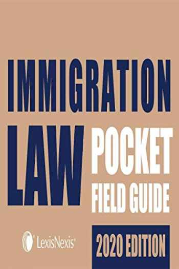9781522180319-1522180311-Immigration Law Pocket Field Guide