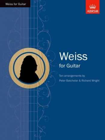 9781860969492-1860969496-Weiss for Guitar