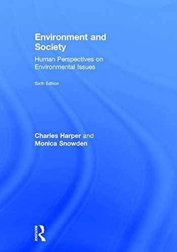9781138206489-1138206482-Environment and Society: Human Perspectives on Environmental Issues