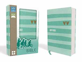 9780310760641-031076064X-NIV, Backpack Bible, Compact, Flexcover, Teal