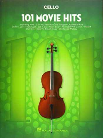 9781495060724-1495060721-101 Movie Hits for Cello