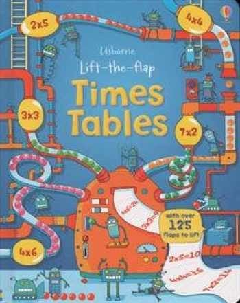 9780794528867-0794528864-Lift the Flap Times Tables