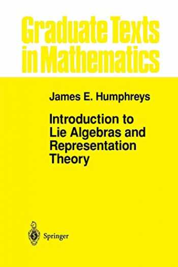 9780387900520-0387900527-Introduction to Lie Algebras and Representation Theory (Graduate Texts in Mathematics (9))