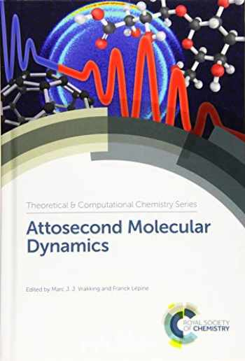9781782629955-1782629955-Attosecond Molecular Dynamics (Theoretical and Computational Chemistry Series (Volume 13))