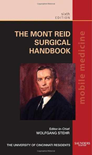 9781416048954-1416048952-The Mont Reid Surgical Handbook: Mobile Medicine Series
