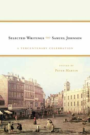 9780674060340-0674060342-Samuel Johnson: Selected Writings: A Tercentenary Celebration