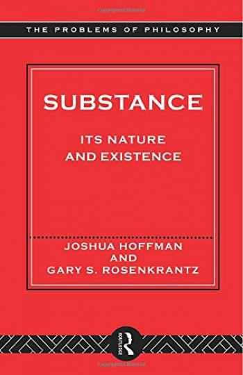 9780415140324-0415140323-Substance (Problems of Philosophy)