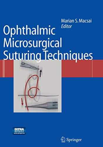 9783540280699-3540280693-Ophthalmic Microsurgical Suturing Techniques