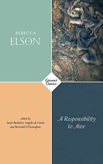 9781784106553-1784106550-A Responsibility to Awe (Carcanet Classics)