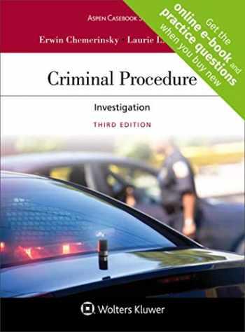 9781454882992-1454882999-Criminal Procedure: Investigation (Aspen Casebook)