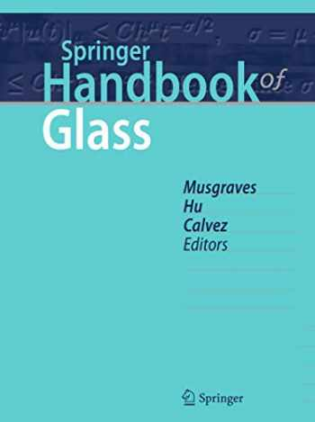 9783319937267-331993726X-Springer Handbook of Glass (Springer Handbooks)