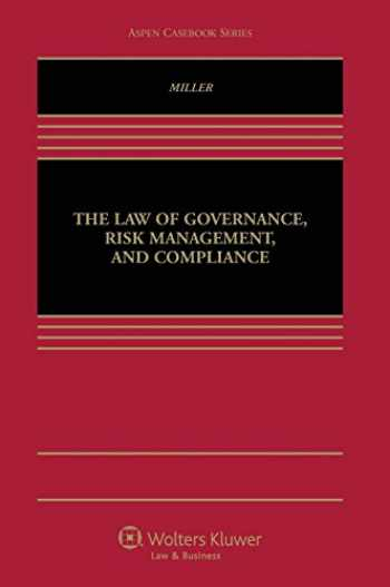 9781454845447-1454845449-The Law of Governance, Risk Management and Compliance (Aspen Casebook)
