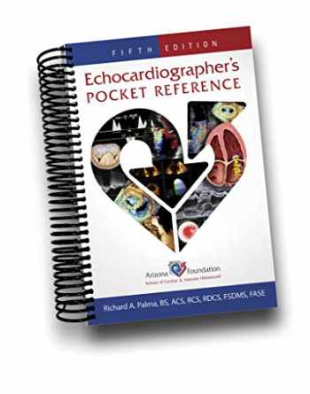 9780578687179-0578687178-Echocardiographer's Pocket Reference 5th Edition