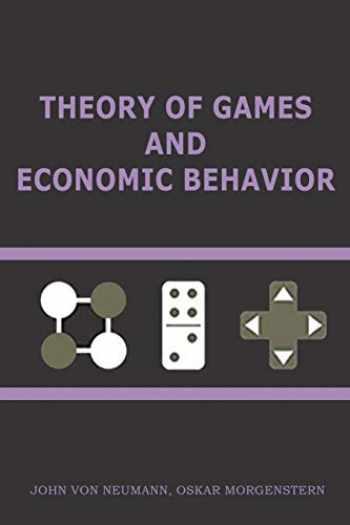 9781777257316-177725731X-Theory of Games and Economic Behavior: 60th Anniversary Commemorative Edition