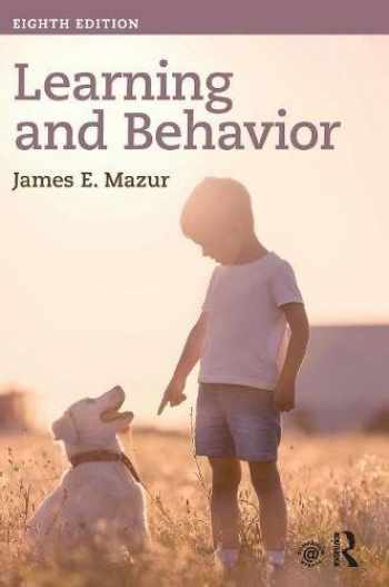 9781138689947-1138689947-Learning & Behavior: Eighth Edition