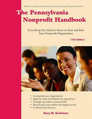 9781929109753-192910975X-The Pennsylvania Nonprofit Handbook: Everything You Need to Know to Start and Run Your Nonprofit Organization