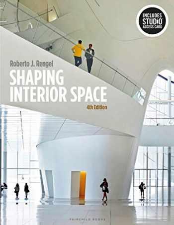 9781501326707-1501326708-Shaping Interior Space: Bundle Book + Studio Access Card