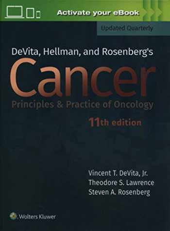 9781496394637-1496394631-DeVita, Hellman, and Rosenberg's Cancer: Principles & Practice of Oncology (Cancer Principles and Practice of Oncology)