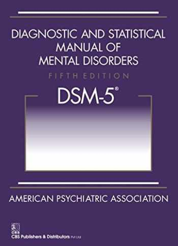 9789386217967-9386217961-Diagnostic and Statistical Manual of Mental Disorders, 5th Edition: DSM-5