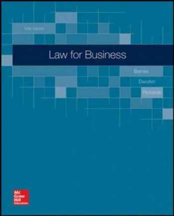 9781259254215-1259254216-Law for Business