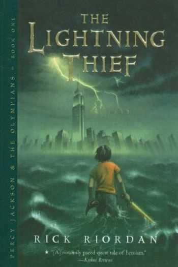 9780756966034-0756966035-The Lightning Thief (Percy Jackson and the Olympians, Book 1)