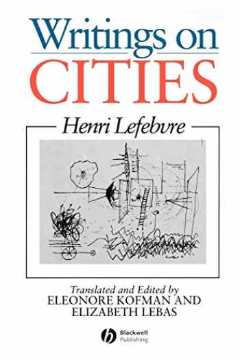 9780631191889-0631191887-Writings on Cities