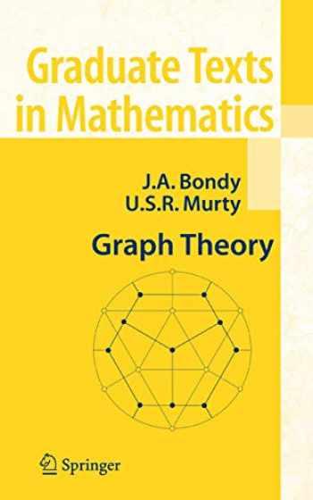 9781849966900-1849966907-Graph Theory (Graduate Texts in Mathematics (244))