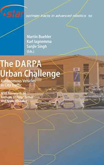 9783642039904-3642039901-The DARPA Urban Challenge: Autonomous Vehicles in City Traffic (Springer Tracts in Advanced Robotics (56))