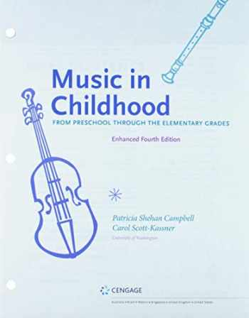 9781337753852-1337753858-Bundle: Music in Childhood Enhanced: From Preschool through the Elementary Grades, Loose-leaf Version, 4th + MindTap Music, 1 term (6 months) Printed Access Card
