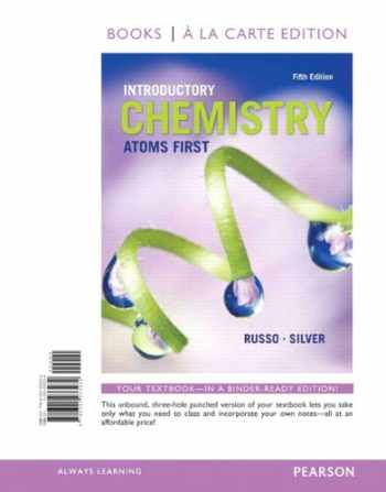 9780321933232-0321933230-Introductory Chemistry: Atoms First, Books a la Carte Edition (5th Edition)
