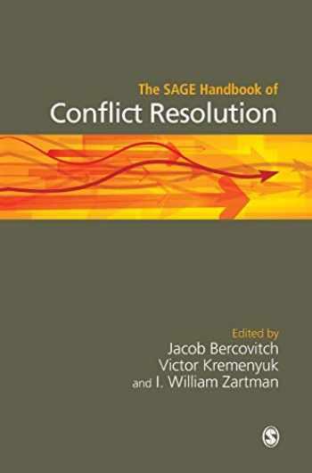 9781412921923-1412921929-The SAGE Handbook of Conflict Resolution