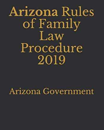 9781696276344-1696276349-Rules of Family Law Procedure 2019