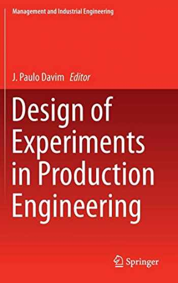 9783319238371-331923837X-Design of Experiments in Production Engineering (Management and Industrial Engineering)